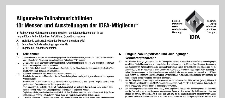 hB21_Allgemeine Teilnahmerichtlinien